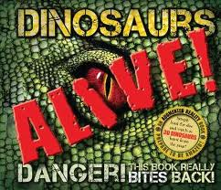 Augmented Reality Book: Dinosaurs Alive! (DEMO)