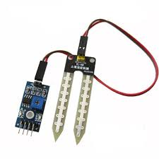 Arduino and Soil Moisture Sensor YL-69