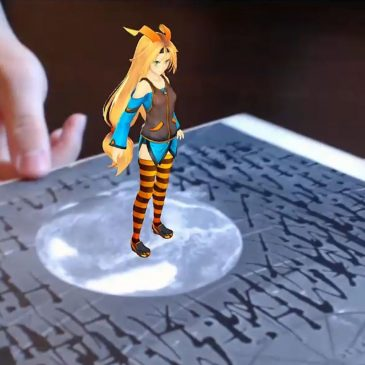 Augmented Reality Tutorial No. 14: Augmented Reality using Unity3D and Vuforia (part 1)
