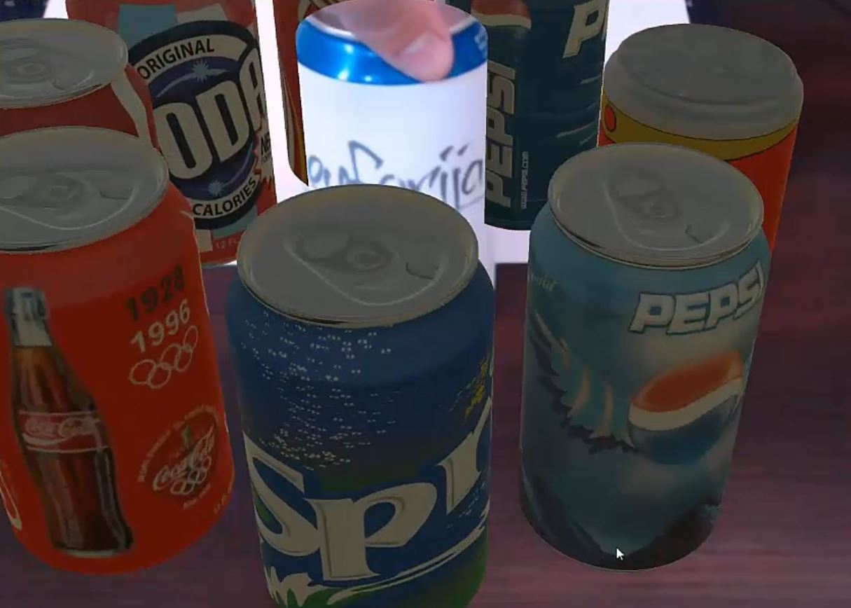 Augmented Reality Tutorial No. 20: Unity3D and Vuforia for Tracking Cylindrical Object – Pepsi Can