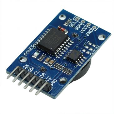 Arduino and Real Time Clock (RTC) Module