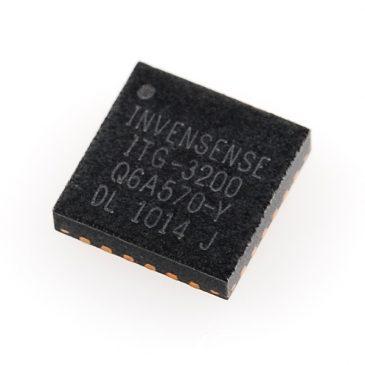 Arduino and Digital Gyroscope ITG3200 for Angular Velocity and Angle